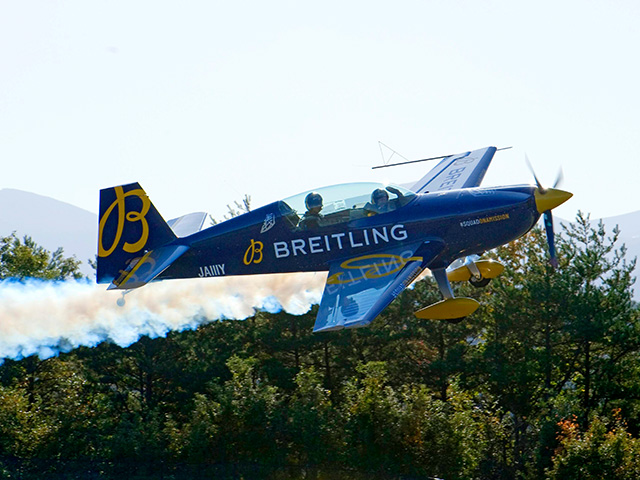 CLUB BREITLING CHALLENGE FLIGHT 2020