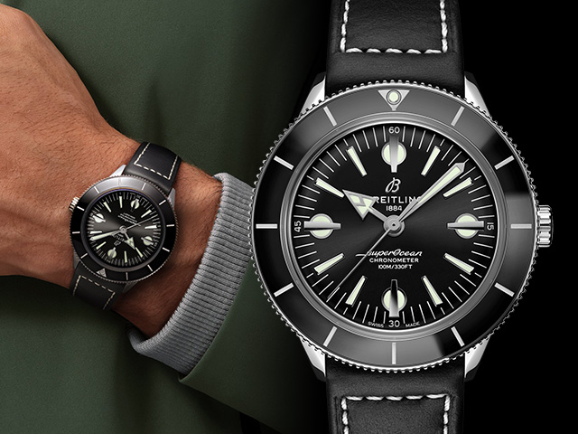 SUPEROCEAN HERITAGE '57 Debut Fair